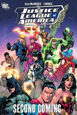 Justice League of America the Second Coming (Hardback)