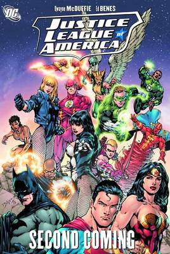Justice League Of America (Paperback)