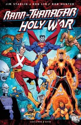 Rann & Thanagar Holy War Vol. 1 (Paperback)