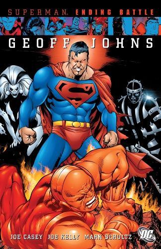 Superman Ending Battle (Paperback)