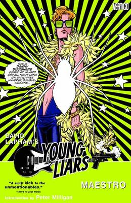 Young Liars: Young Liars Vol. 2 Maestro Volume 2 (Paperback)