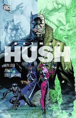 Batman: Batman Hush Complete TP Hush Complete (Paperback)