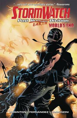 Stormwatch Phd Worlds End TP (Paperback)