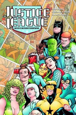 Justice League International Vol. 3 Sc (Paperback)