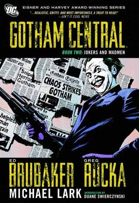 Gotham Central Book 2 (Paperback)