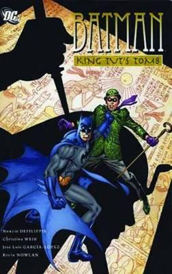 Batman: King Tuts Tomb (Paperback)