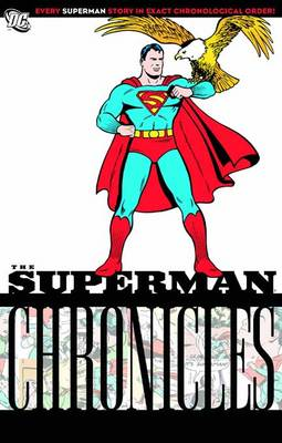 The Superman Chronicles Vol. 8 (Paperback)