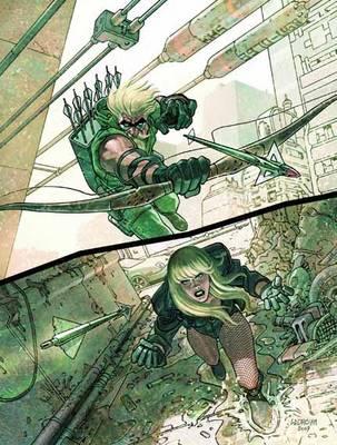 Green Arrow Black Canary Big Game TP (Paperback)