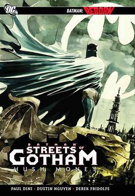 Batman Streets Of Gotham TP Vol 01 Hush Money (Paperback)