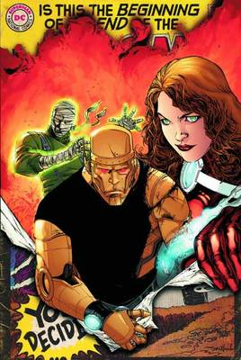 Doom Patrol We Who Are About To Die TP (Paperback)