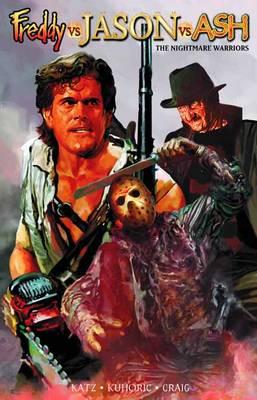 Freddy Vs Jason Vs Ash (Paperback)
