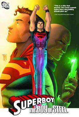 Superboy The Boy Of Steel TP (Hardback)