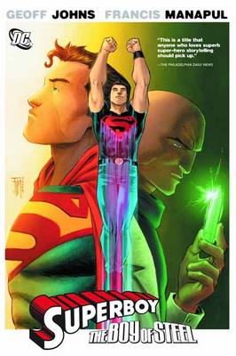 Superboy The Boy Of Steel TP (Paperback)