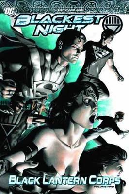 Blackest Night Black Lantern Corps HC Vol 02 (Hardback)