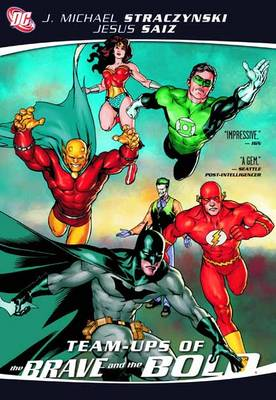 Team-Ups Of The Brave And The Bold (Paperback)