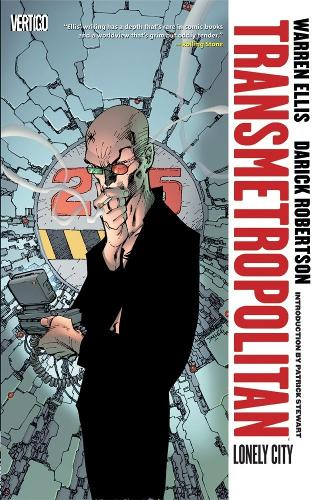Transmetropolitan Vol. 5: Lonely City (New Edition) (Paperback)