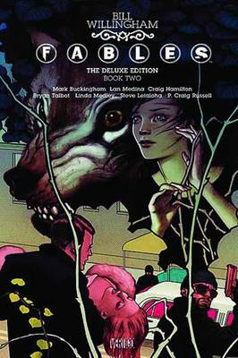 Fables The Deluxe Edition Book Two (Hardback)