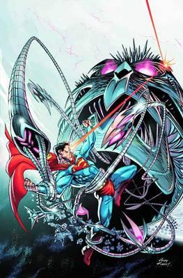Superman Last Stand Of New Krypton HC Vol 01 (Hardback)