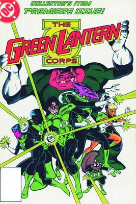 Tales Of The Green Lantern Corps Vol. 3 (Paperback)