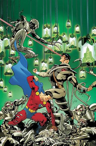 Superman: Mon-El - Man Of Valor (Paperback)