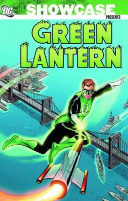 Showcase Presents Green Lantern Vol. 1 (New Edition) (Paperback)