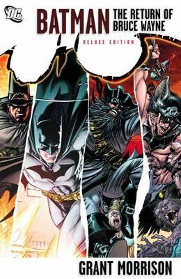 Batman The Return Of Bruce Wayne Deluxe Ed HC (Hardback)
