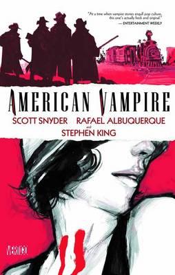 American Vampire Vol. 1 (Paperback)