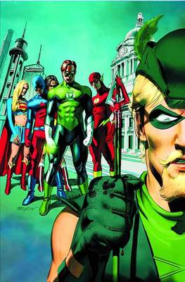 Justice League Rise And Fall TP (Paperback)