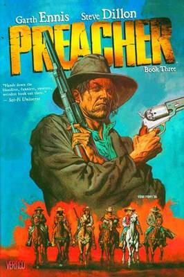 Preacher Book 3 (Hardback)