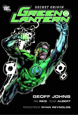 Green Lantern Secret Origin HC New Ed (Hardback)