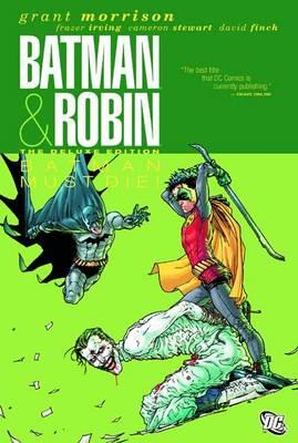 Batman & Robin Vol. 3 (Hardback)