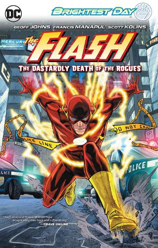 The Flash Vol. 1 The Dastardly Death Of The Rogues (Paperback)