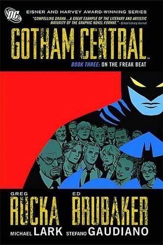 Gotham Central Book 3 (Paperback)