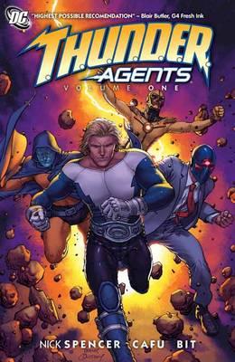 T.H.U.N.D.E.R. Agents Vol. 1 (Paperback)