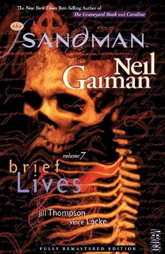 Sandman TP Vol 07 Brief Lives New Ed (Paperback)