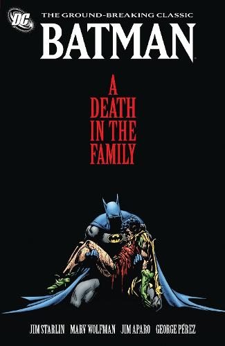 Batman: A Death in the Family (Paperback)
