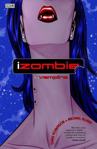 Izombie Vol. 2: Uvampire (Paperback)