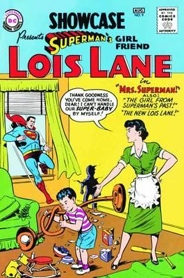 Superman's Girlfriend Lois Lane Archives Vol. 1 (Hardback)