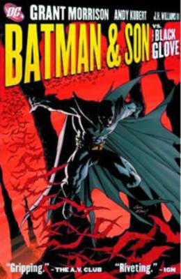 Batman vs the Black Glove (Hardback)