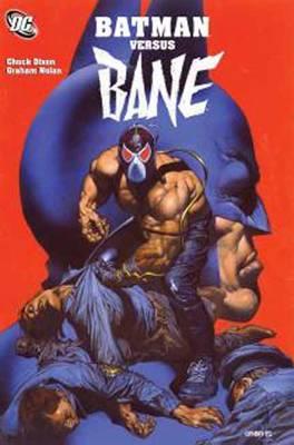Batman Vs Bane TP (Paperback)