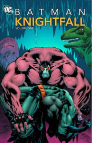 Batman Knightfall TP Vol 01 (Paperback)