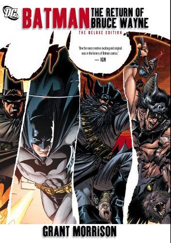Batman The Return Of Bruce Wayne TP (Paperback)