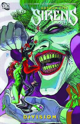 Gotham City Sirens TP Vol 04 Division (Paperback)