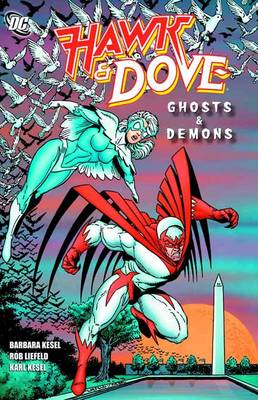 Hawk And Dove Ghosts And Demons TP (Paperback)