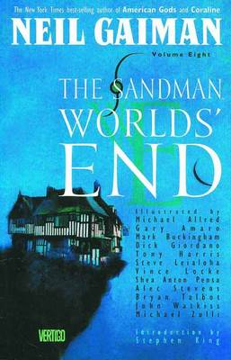 Sandman TP Vol 08 Worlds End New Ed