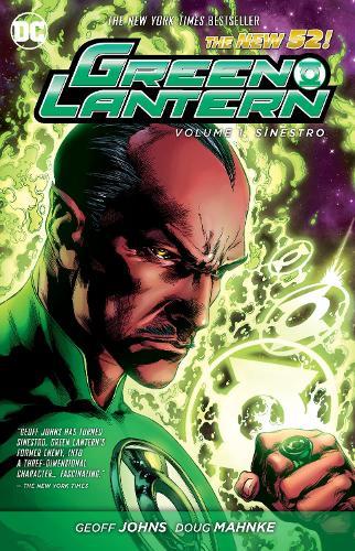 Green Lantern Volume 1: Sinestro TP (Paperback)