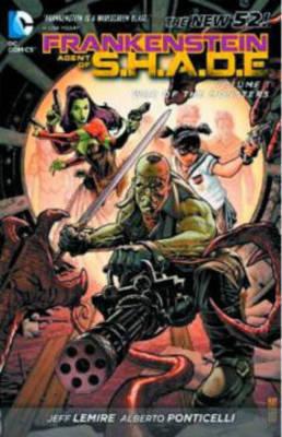 Frankenstein, Agent Of S.H.A.D.E. Vol. 1 (Paperback)