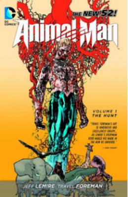 Animal Man Vol. 1 (Paperback)