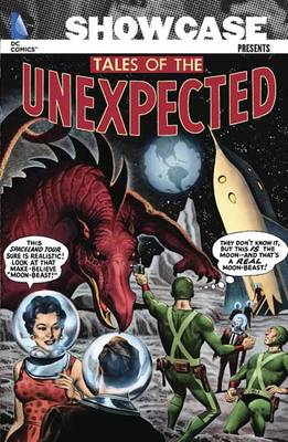 Showcase Presents Tales Of Unexpected TP Vol 01 (Paperback)
