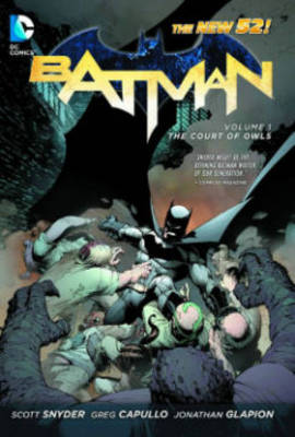 Batman Vol. 1 (Hardback)